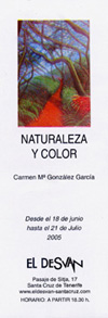 Naturaleza y Color